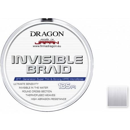 Dragon Invisible Braid