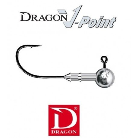 Dragon Jig Head - Speed