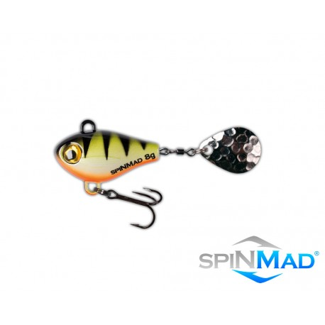 Tail Spinner JigMaster 8g