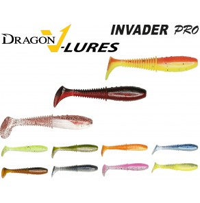 "Dragon V-Lures Invader Pro 2"", 3"""