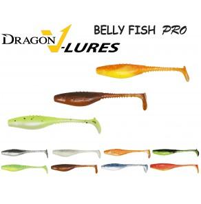 DRAGON V Lures Belly Fish PRO Predator fishing Tackle DropShot Rig Perch Jig LRF