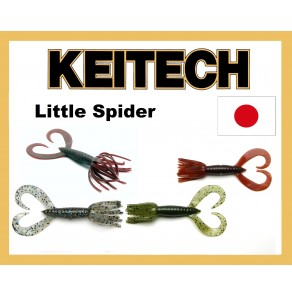 Keitech Little Spider Tail