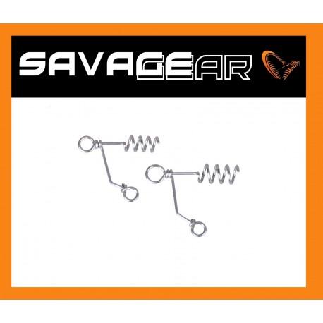 Savage Gear Tail Bait Cork Screws Kit 6pcs