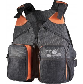 Lure Fishing Vest Dragon Street Fishing Techpack