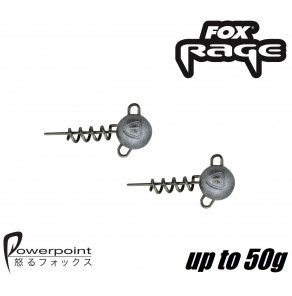 Fox Rage Corckscrew jig head