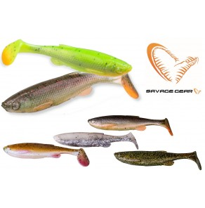 Savage Gear Fat T-Tail Minnow
