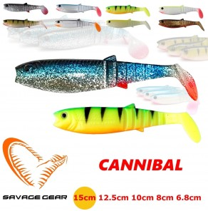 Savage Gear LB Cannibal Shad
