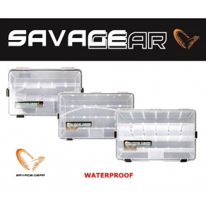Savage Gear Waterproof Tackle Storage System