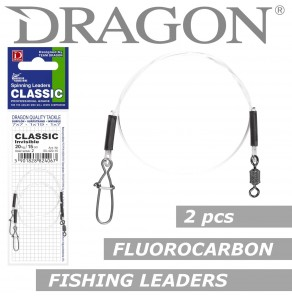 Dragon Fluorocarbon Leaders