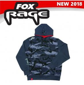 Fox Rage Camo Hoody