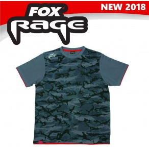 Fox Rage Camo T-shirt