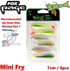 FOX Mini Fry MIX