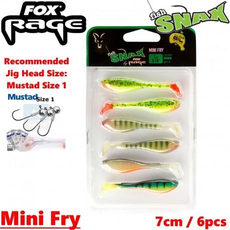 FOX Mini Fry MIX