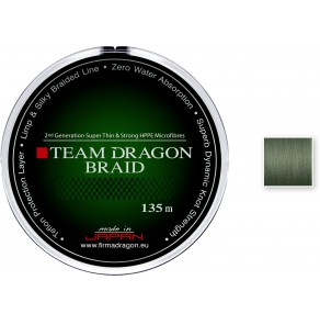 Team Dragon Braid, Toray, MADE IN JAPAN Teflon Protection