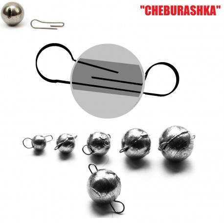 Cheburashka Jig Head