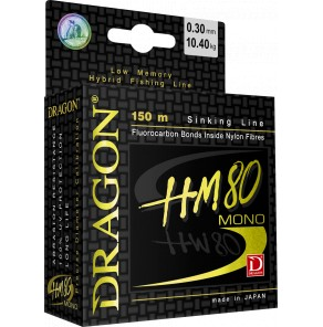 Dragon H80 Mono with fluorocarbon bonds