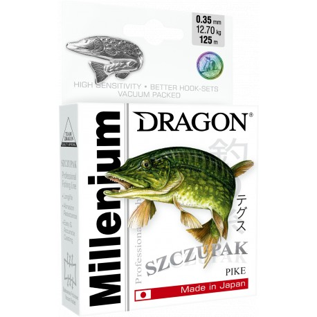 Dragon Millenium Pike fishing line