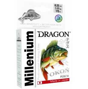Dragon Millenium Perch fishing line